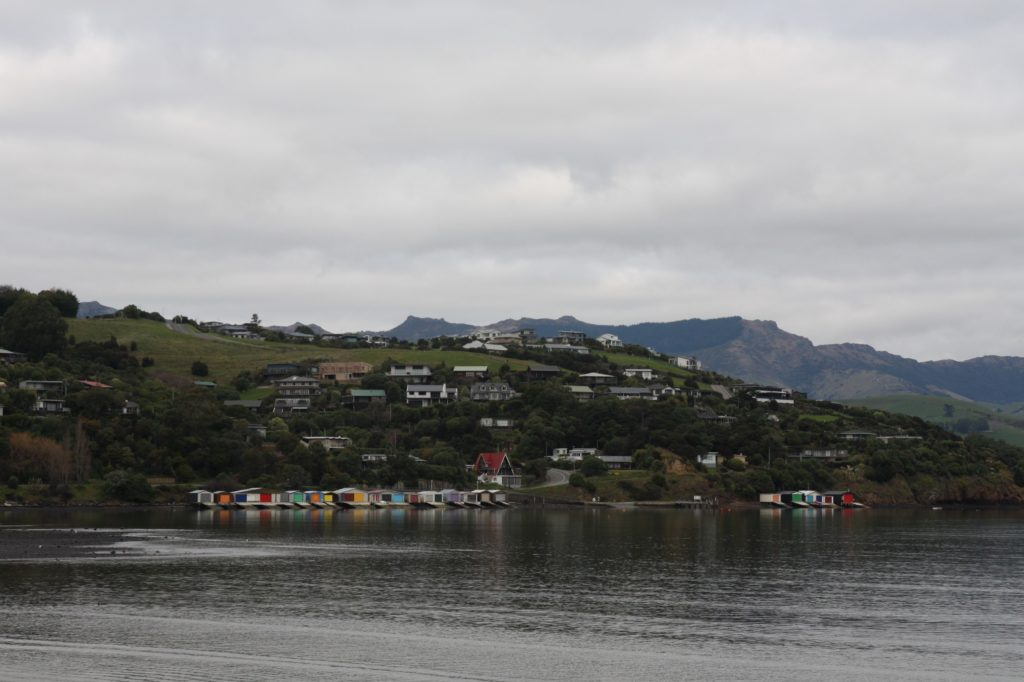 akaroa-village francais-nouvelle zelande