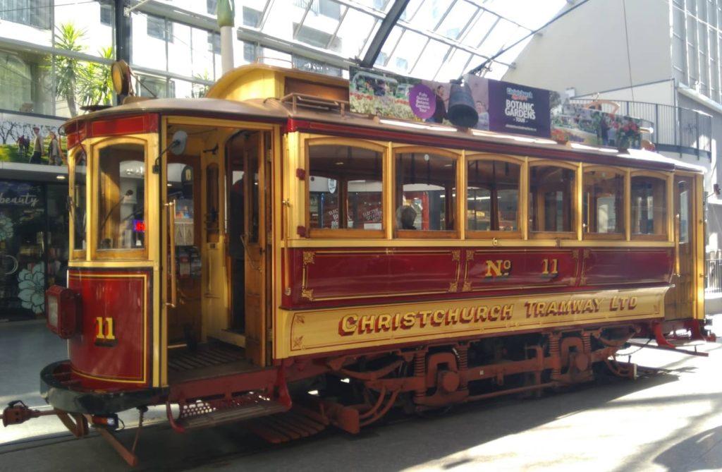 christchurch-tramway