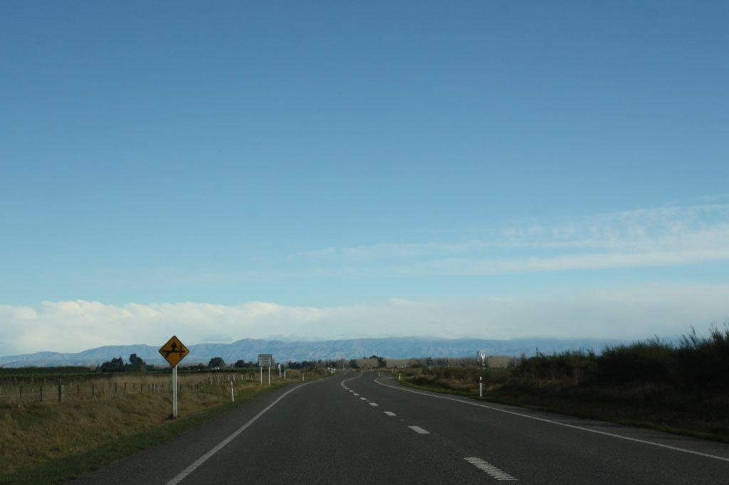 road trip-south island - nouvelle zelande