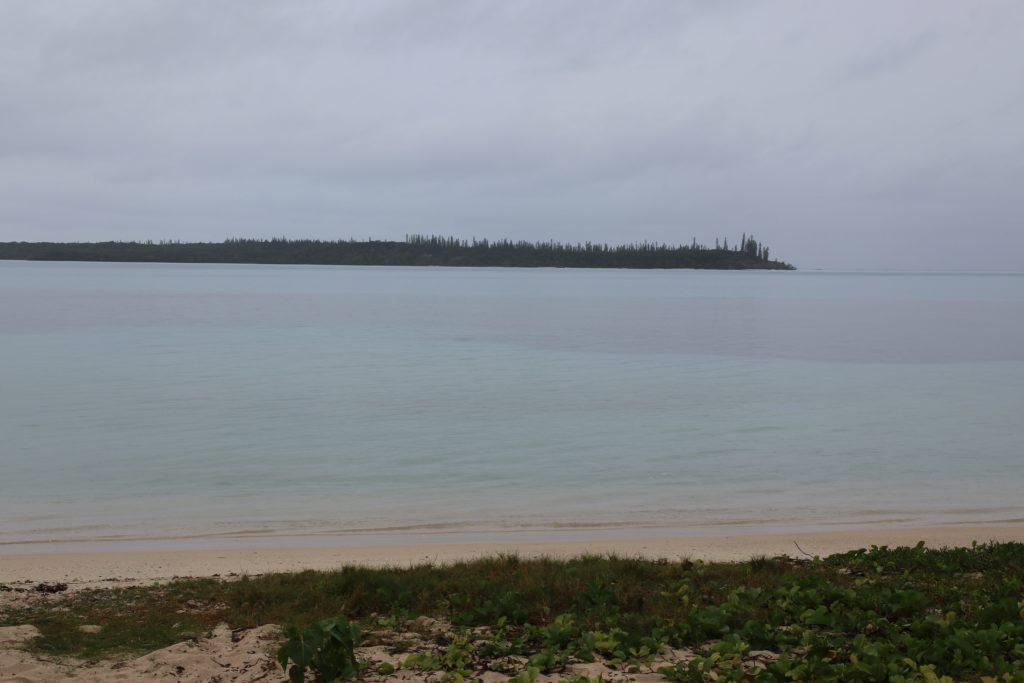 baie saint maurice-iles des pins