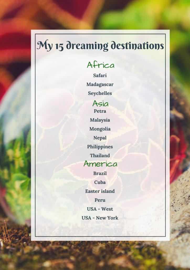 bucketlist-world travel