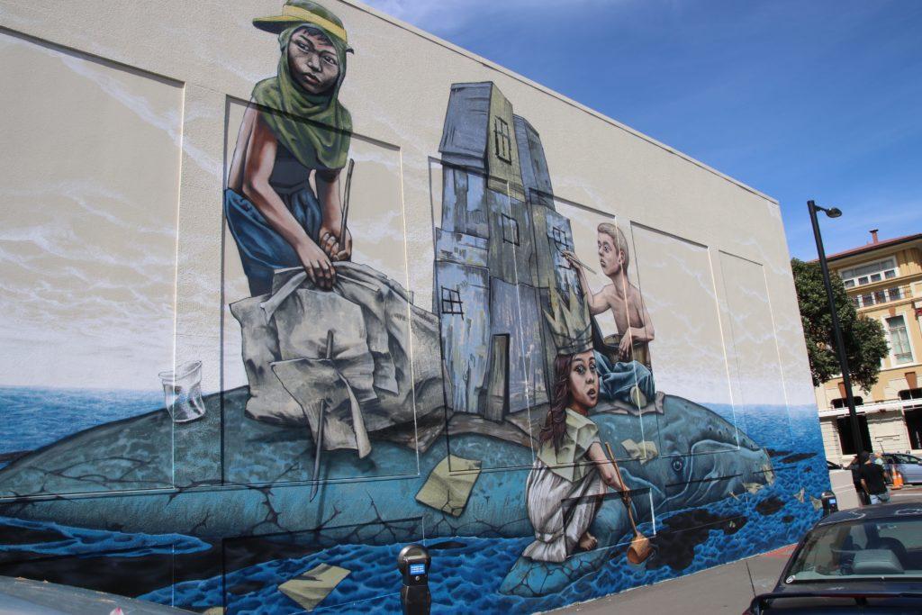 street art napier