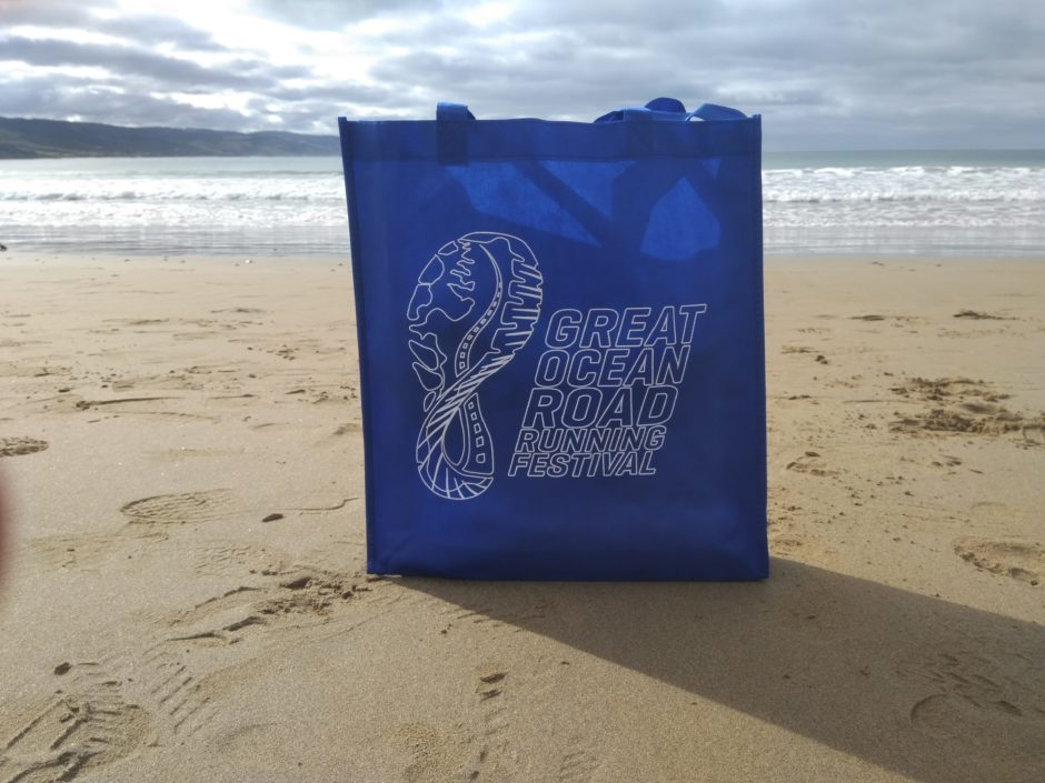 Great Ocean Road semi marathon