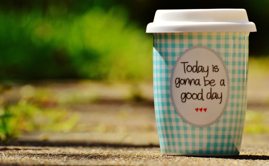coffe cup good day